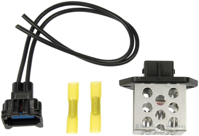 DORMAN OE SOLUTIONS - Engine Cooling Fan Resistor Kit - DRE 902-219