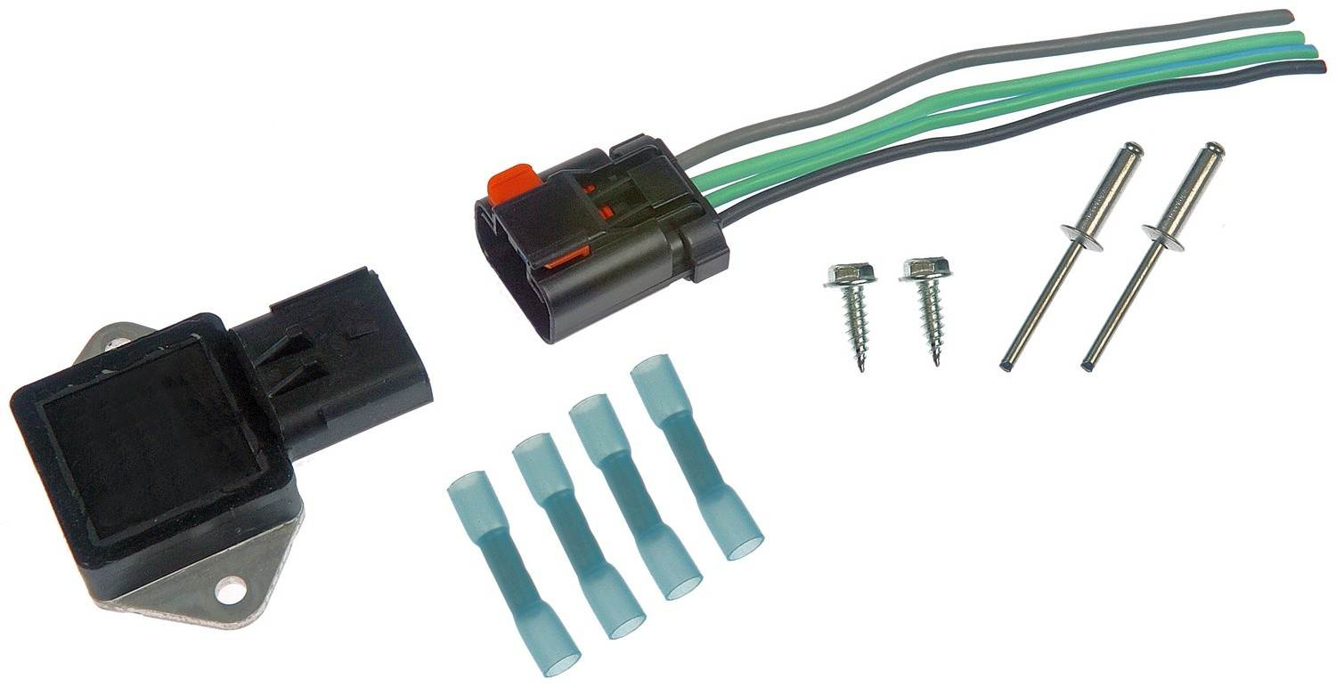 DORMAN OE SOLUTIONS - Engine Cooling Fan Relay Kit - DRE 902-303