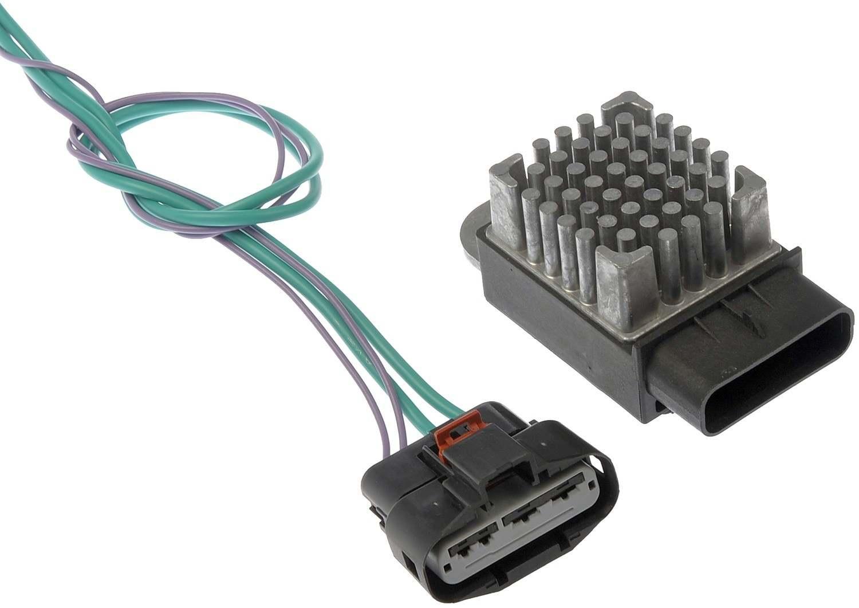 DORMAN OE SOLUTIONS - Engine Cooling Fan Relay Kit - DRE 902-310