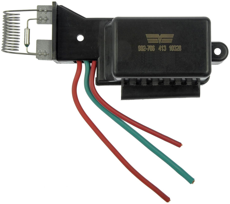 DORMAN OE SOLUTIONS - Engine Cooling Fan Resistor Kit - DRE 902-706