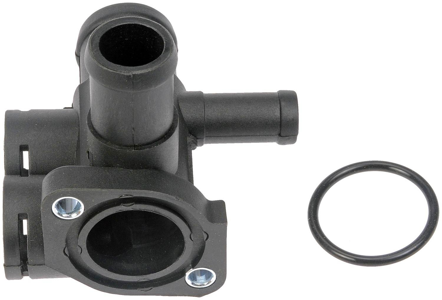 DORMAN OE SOLUTIONS - Engine Coolant Water Outlet - DRE 902-985