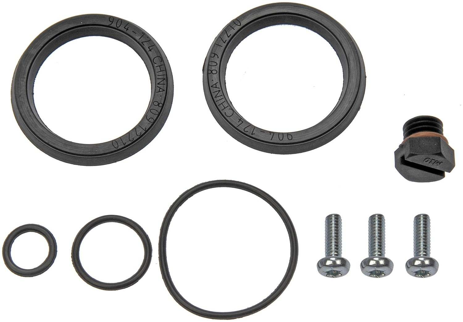DORMAN OE SOLUTIONS - Fuel Filter Primer Housing Seal Kit - DRE 904-124