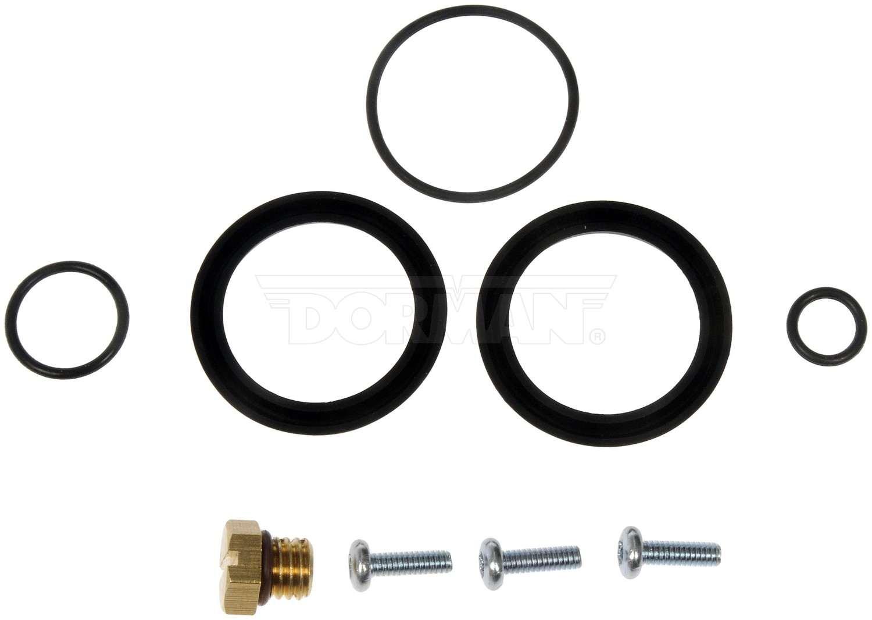 DORMAN OE SOLUTIONS - Fuel Filter Primer Housing Seal Kit - DRE 904-124HP