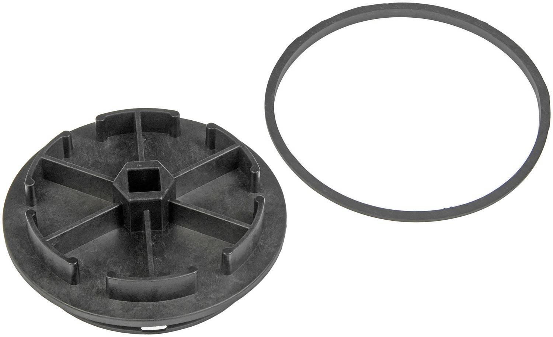 DORMAN OE SOLUTIONS - Fuel Filter Cap - DRE 904-208