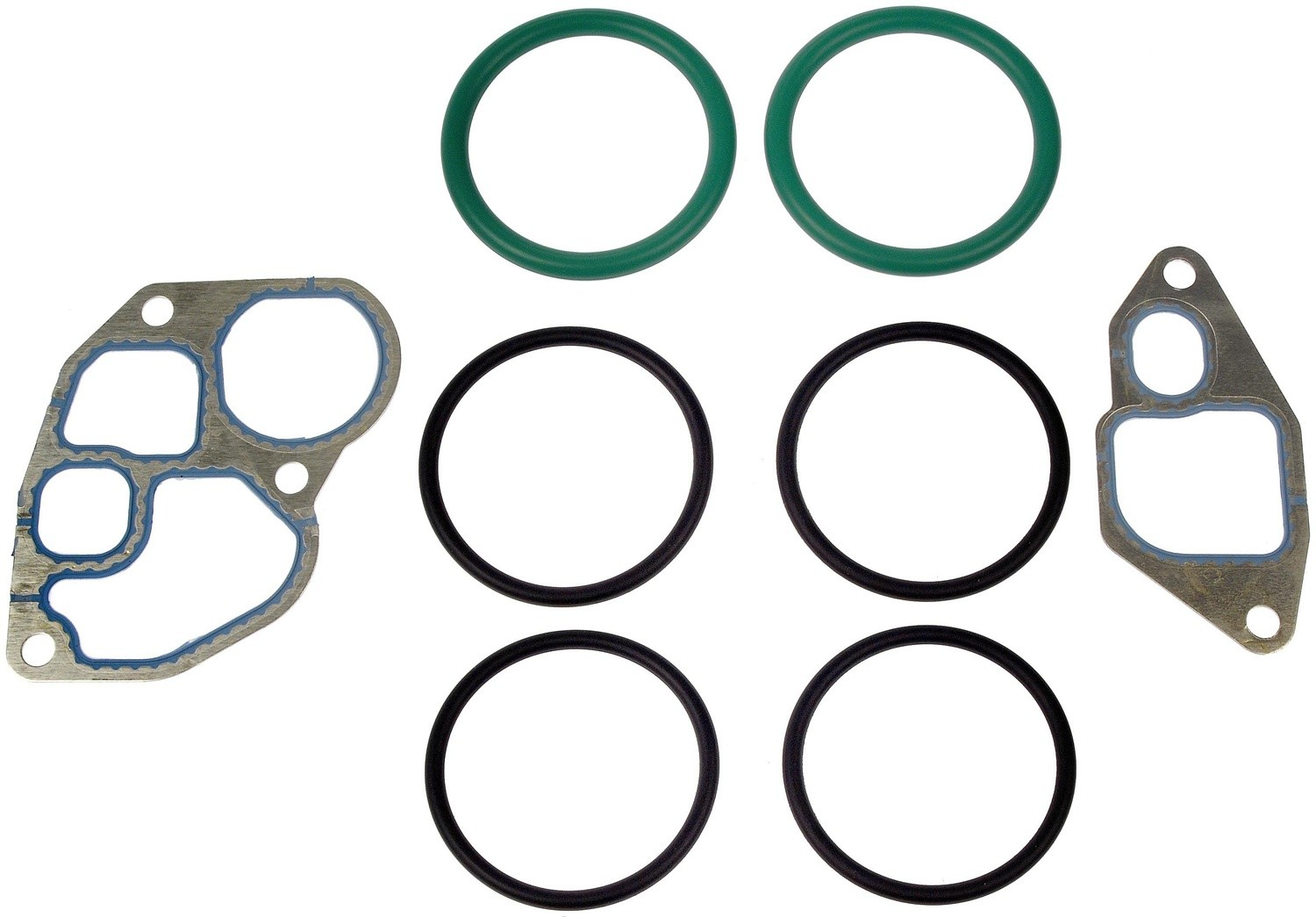 DORMAN OE SOLUTIONS - Engine Oil Cooler Gasket Set - DRE 904-224