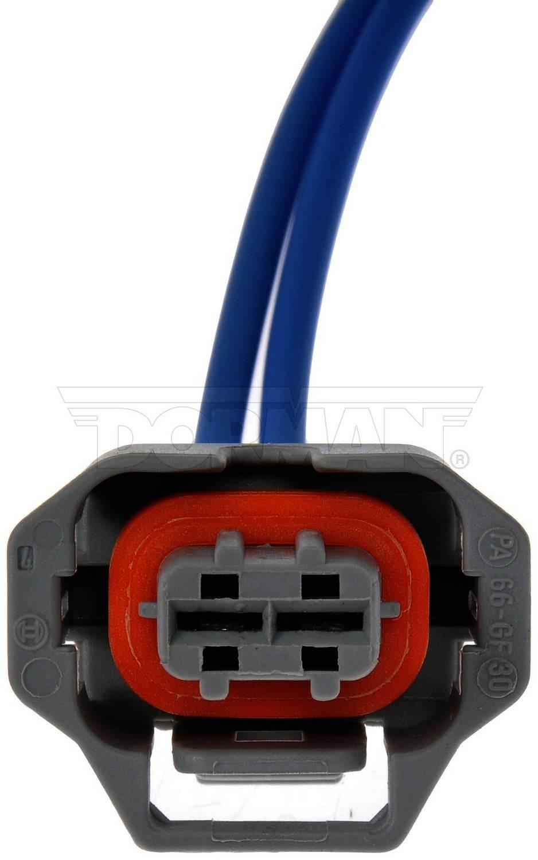 DORMAN OE SOLUTIONS - Engine Oil Temperature Sensor Connector - DRE 904-488