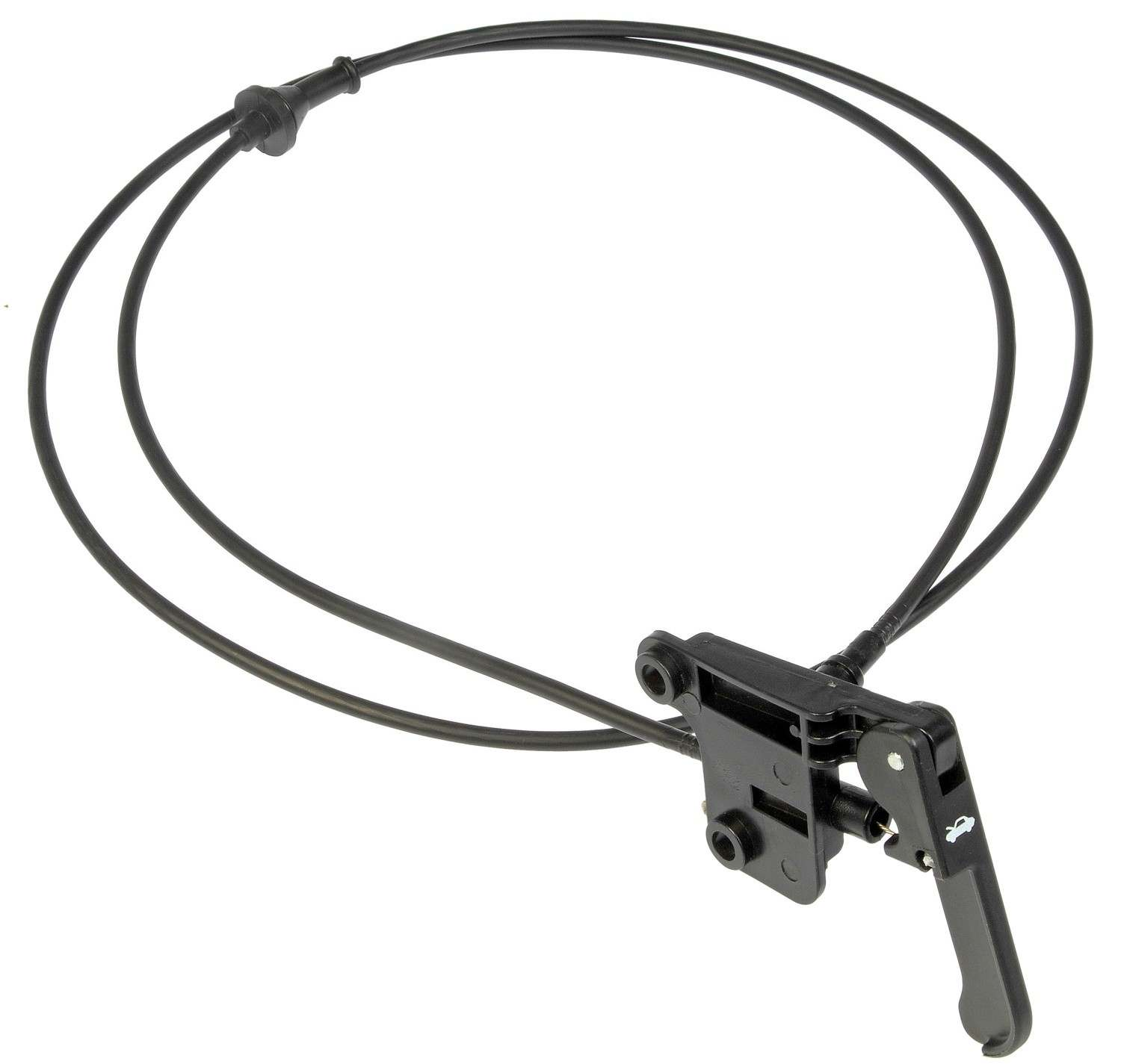 DORMAN OE SOLUTIONS - Hood Release Cable - DRE 912-001