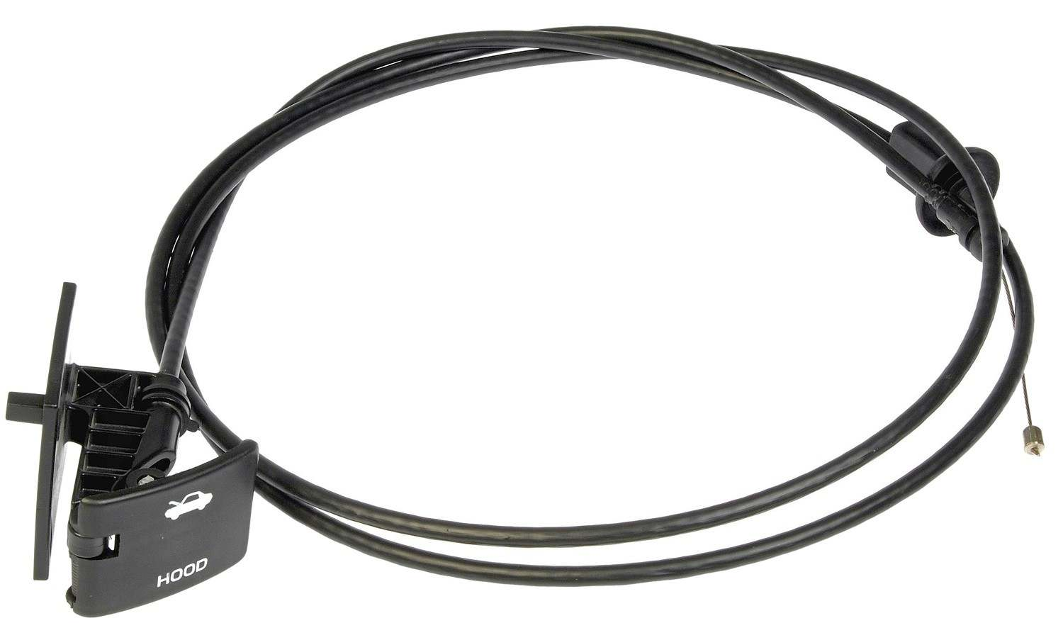 DORMAN OE SOLUTIONS - Hood Release Cable - DRE 912-011