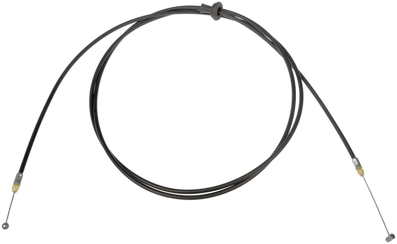 DORMAN OE SOLUTIONS - Hood Release Cable - DRE 912-012