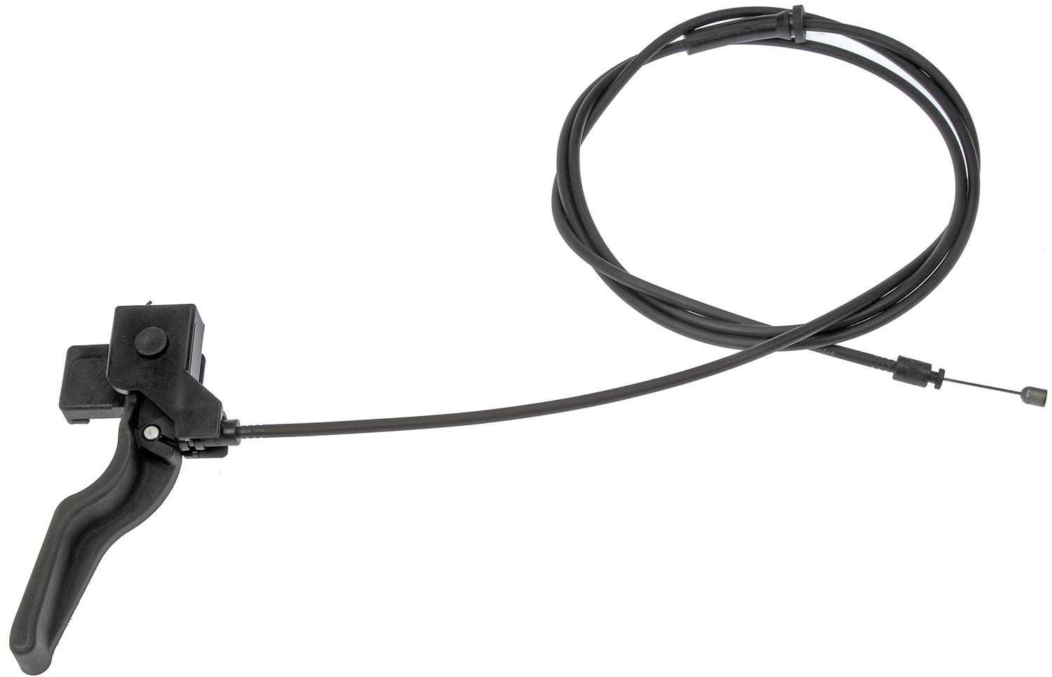 DORMAN OE SOLUTIONS - Hood Release Cable - DRE 912-071