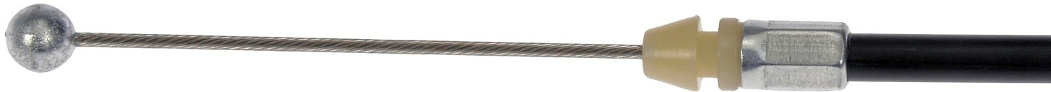 DORMAN OE SOLUTIONS - Hood Release Cable - DRE 912-209