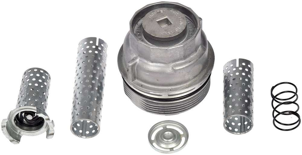 DORMAN OE SOLUTIONS - Engine Oil Filter Cover - DRE 917-016
