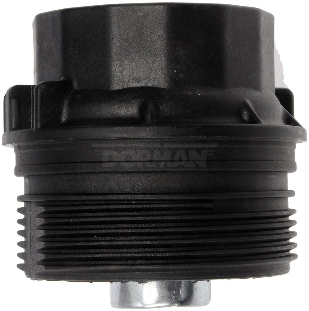 DORMAN OE SOLUTIONS - Engine Oil Filter Cover - DRE 917-039