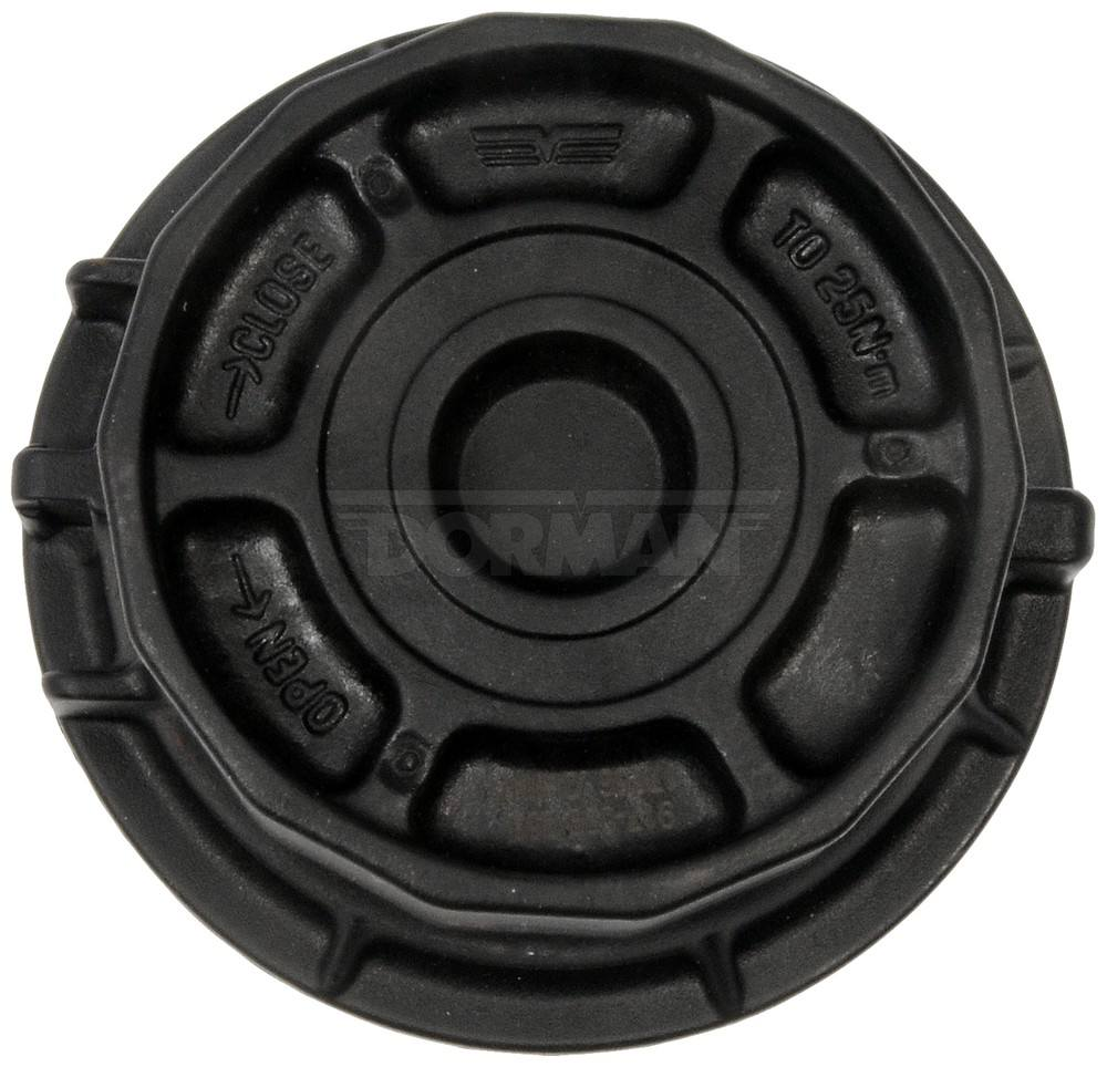 DORMAN OE SOLUTIONS - Engine Oil Filter Cover - DRE 917-039