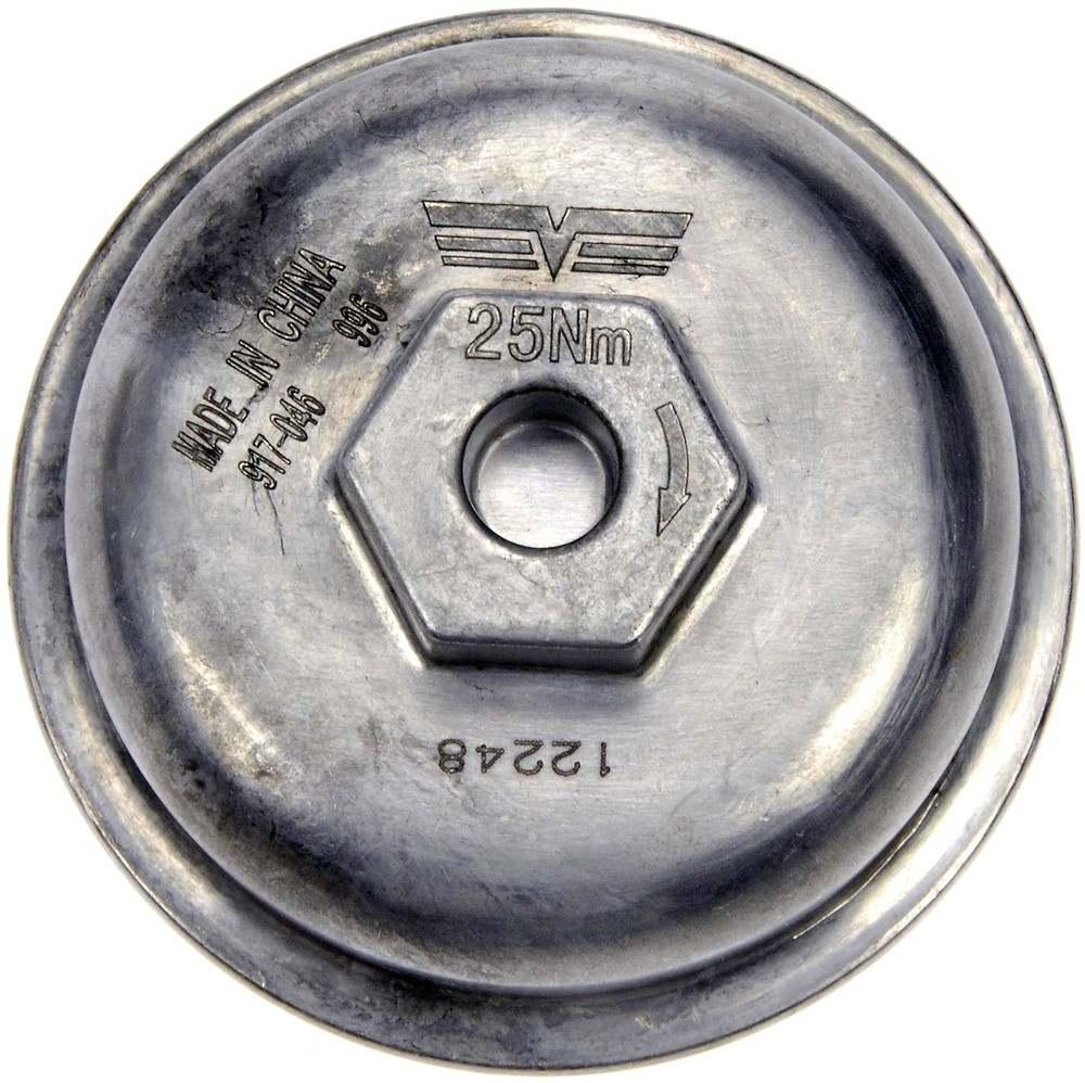 DORMAN OE SOLUTIONS - Engine Oil Filter Cover - DRE 917-046