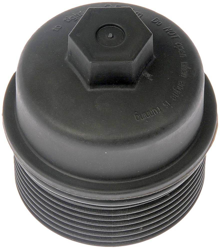 DORMAN OE SOLUTIONS - Engine Oil Filter Cover - DRE 917-050
