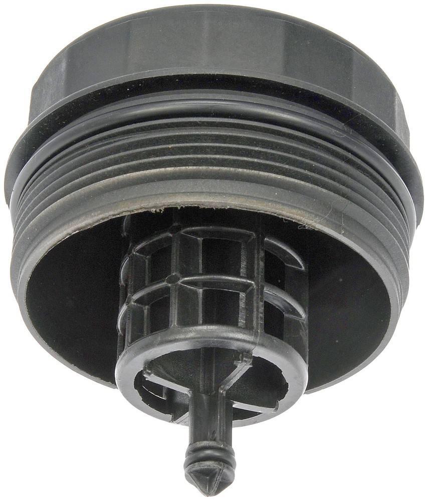DORMAN OE SOLUTIONS - Engine Oil Filter Cover - DRE 917-056