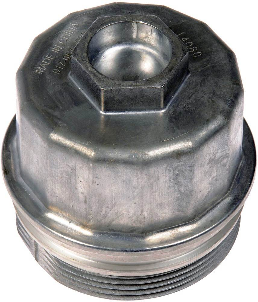 DORMAN OE SOLUTIONS - Engine Oil Filter Cover - DRE 917-057