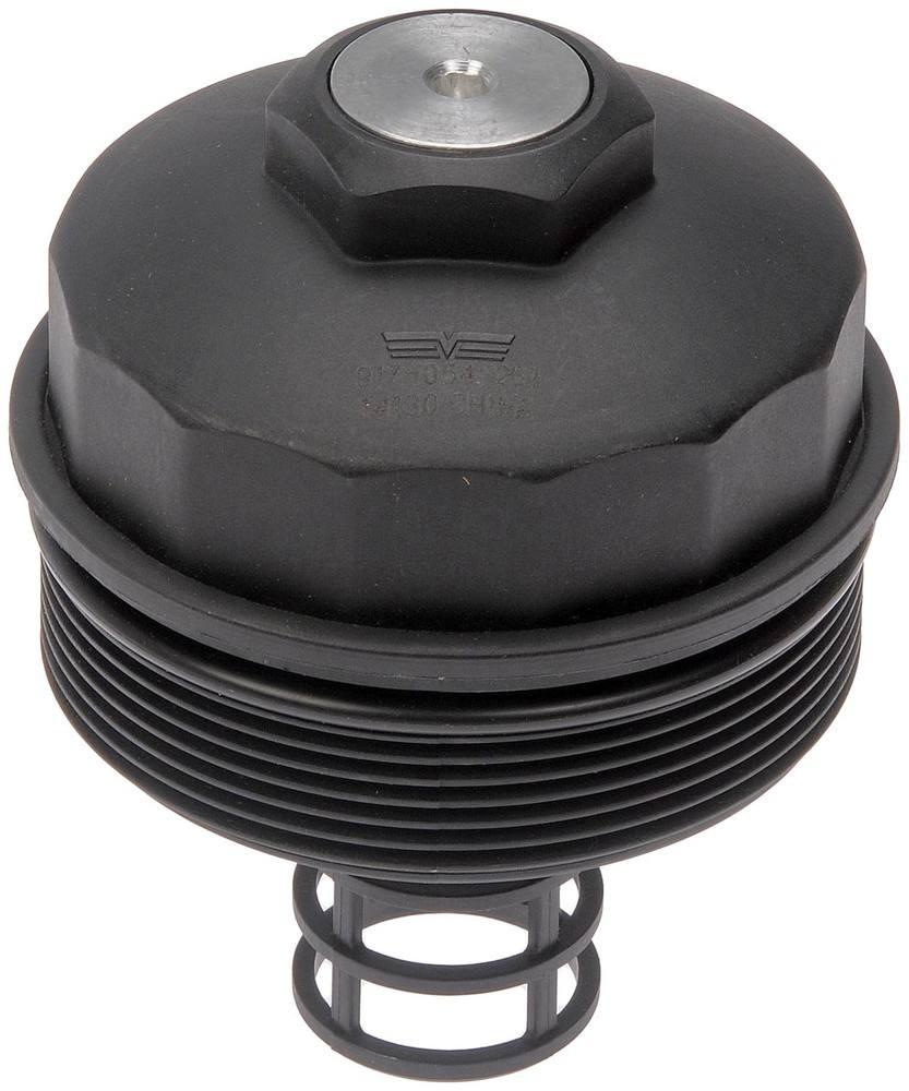 DORMAN OE SOLUTIONS - Engine Oil Filter Cover - DRE 917-065