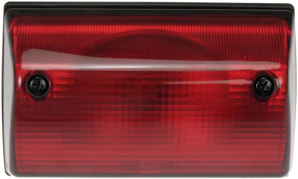 DORMAN OE SOLUTIONS - Center High Mount Stop Light - DRE 923-233