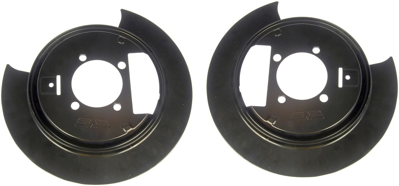 DORMAN OE SOLUTIONS - Brake Dust Shield - DRE 924-209