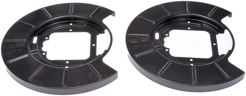DORMAN OE SOLUTIONS - Brake Dust Shield - DRE 924-219