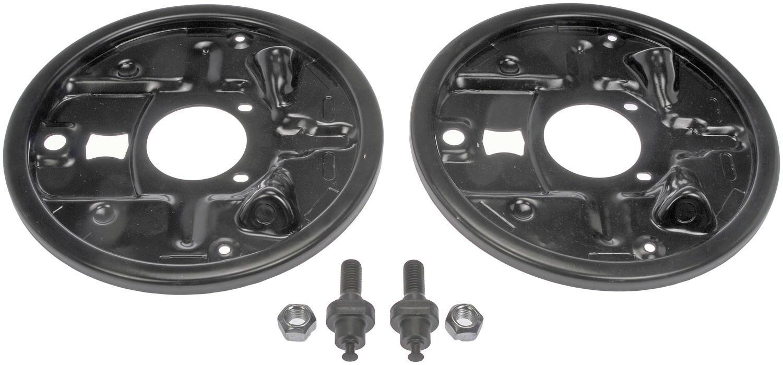 DORMAN OE SOLUTIONS - Brake Dust Shield - DRE 924-220