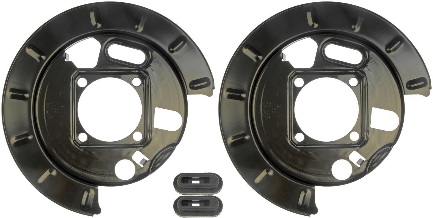 DORMAN OE SOLUTIONS - Brake Backing Plate - DRE 924-221