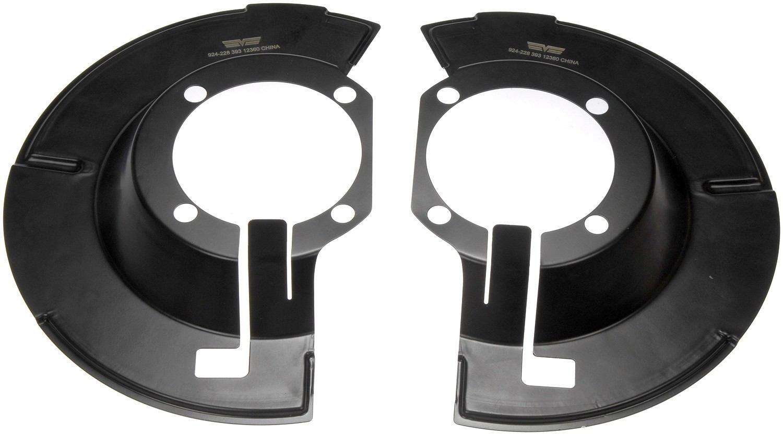 DORMAN OE SOLUTIONS - Brake Dust Shield - DRE 924-228