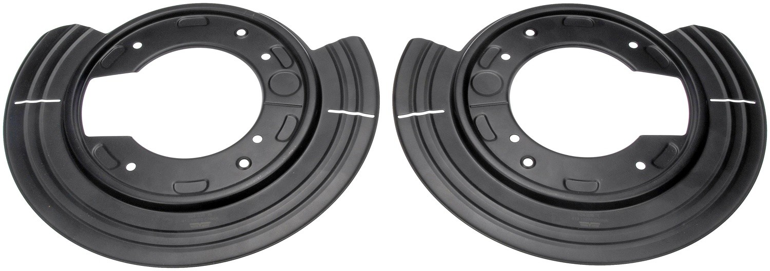 DORMAN OE SOLUTIONS - Brake Dust Shield - DRE 924-230