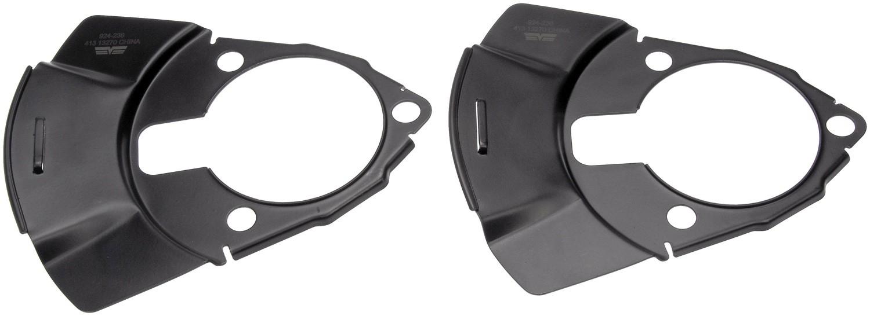 DORMAN OE SOLUTIONS - Brake Dust Shield - DRE 924-236