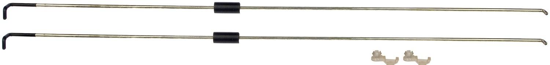 DORMAN OE SOLUTIONS - Tailgate Latch Rod - DRE 924-301