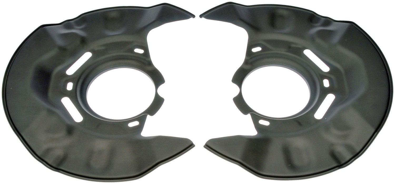 DORMAN OE SOLUTIONS - Brake Dust Shield - DRE 924-372