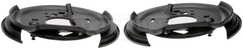 DORMAN OE SOLUTIONS - Brake Dust Shield (Rear) - DRE 924-375