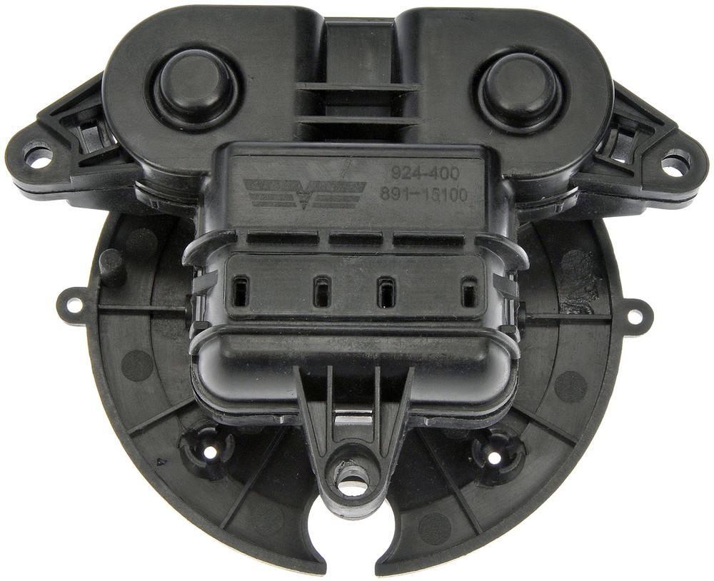 DORMAN OE SOLUTIONS - Door Mirror Drive Motor - DRE 924-400