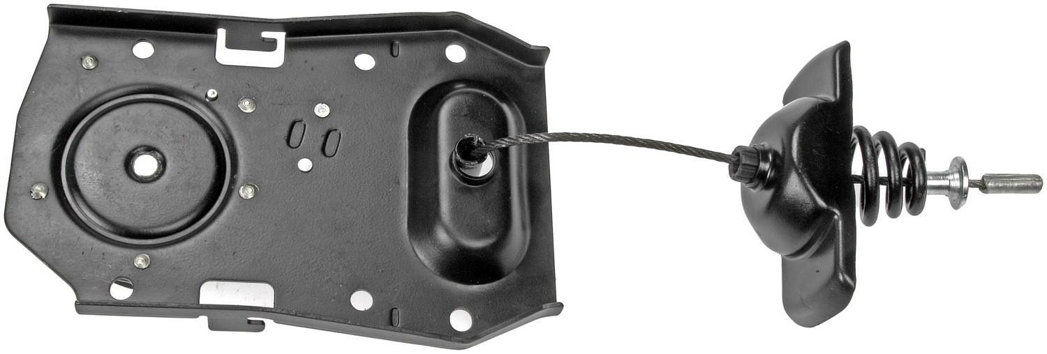 DORMAN OE SOLUTIONS - Spare Tire Hoist - DRE 924-520