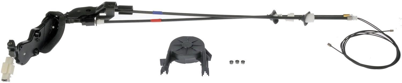 DORMAN OE SOLUTIONS - Power Sliding Door Cable (Left) - DRE 924-578