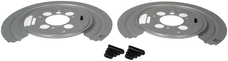 DORMAN OE SOLUTIONS - Brake Dust Shield - DRE 924-685