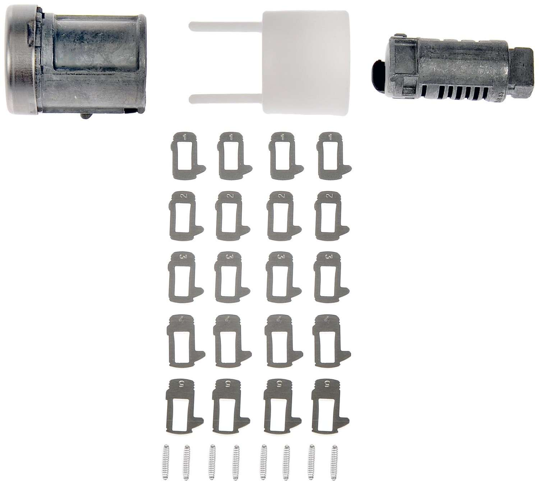 DORMAN OE SOLUTIONS - Ignition Lock Cylinder - DRE 924-717