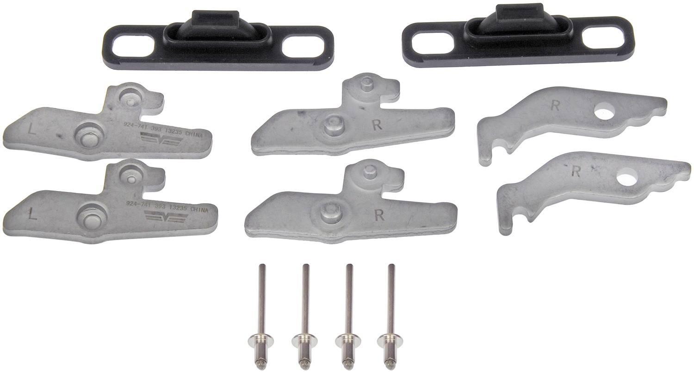 DORMAN OE SOLUTIONS - Parking Brake Lever Kit - DRE 924-741