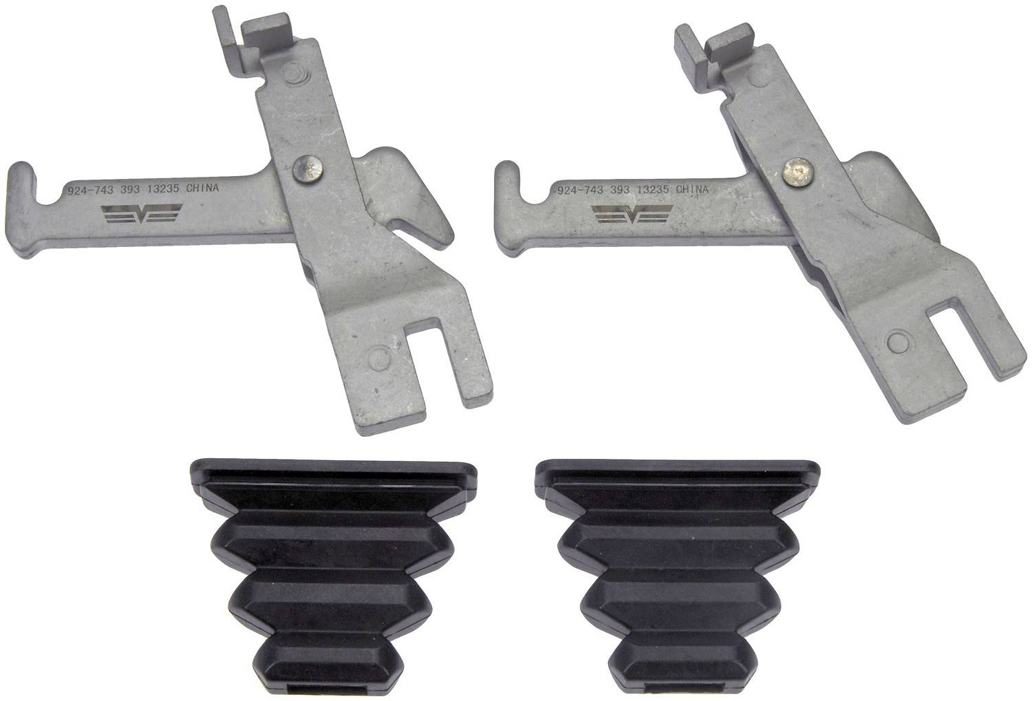 DORMAN OE SOLUTIONS - Parking Brake Lever Kit - DRE 924-743