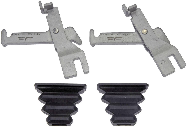 DORMAN OE SOLUTIONS - Parking Brake Bell Crank - DRE 924-743
