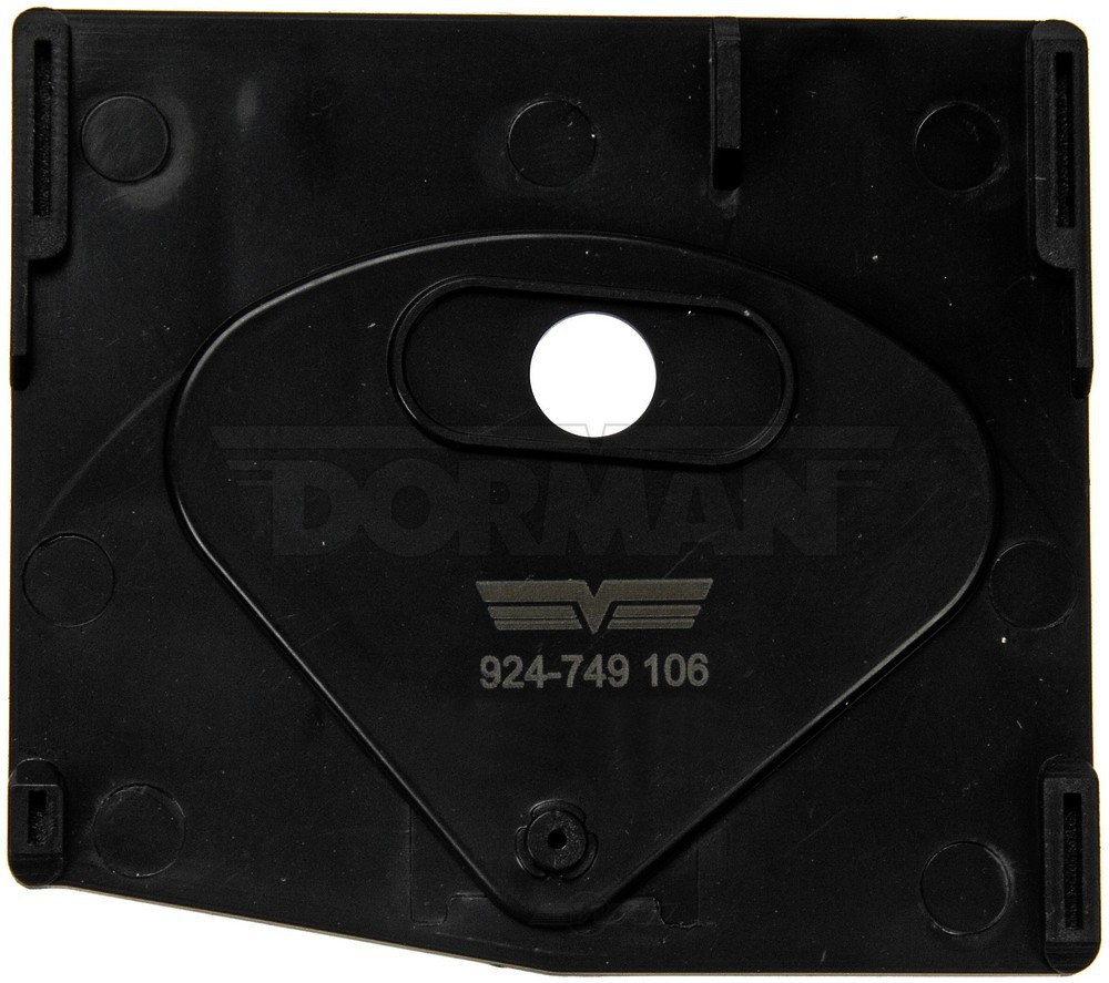 DORMAN OE SOLUTIONS - Auto Trans Shift Cover Plate - DRE 924-749