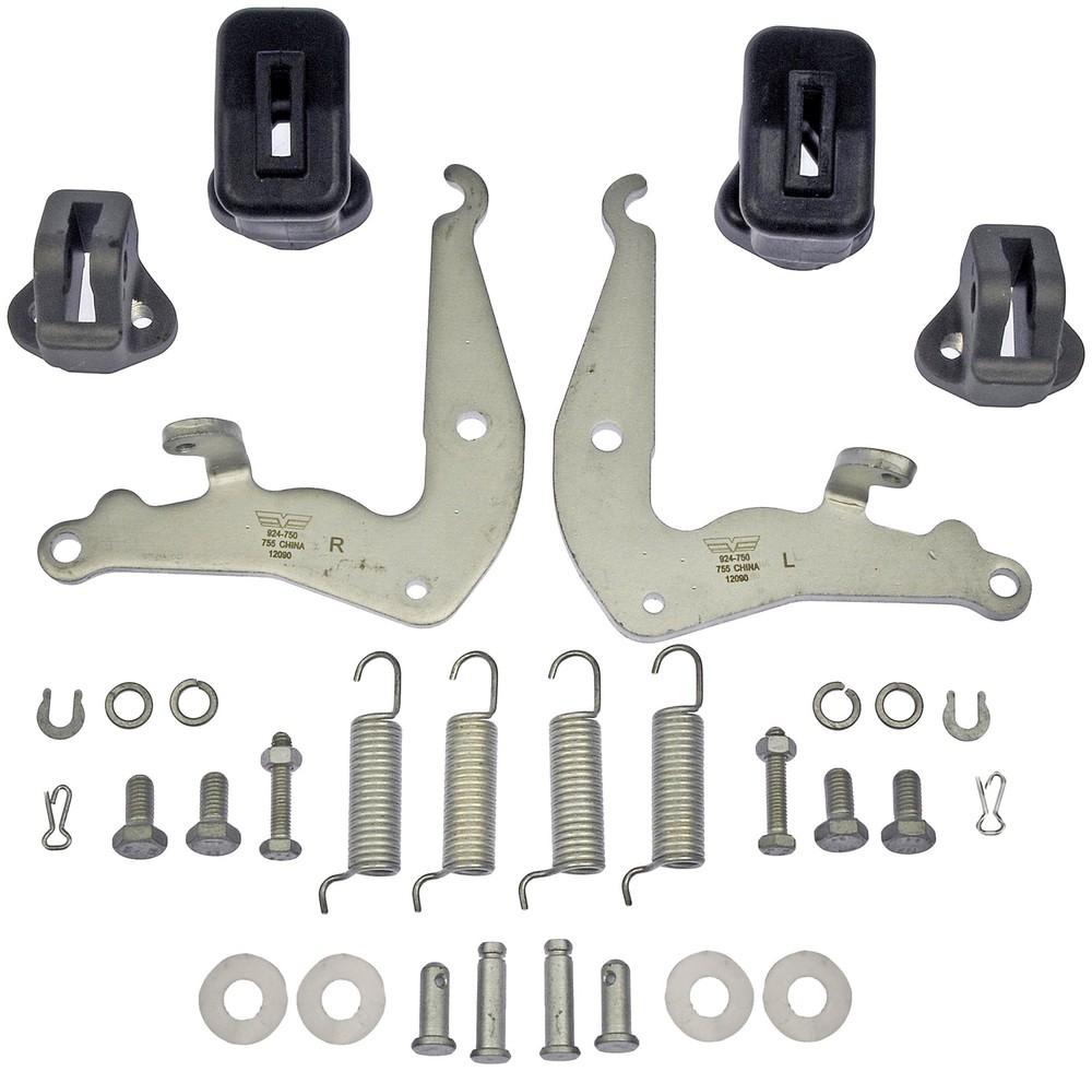 DORMAN OE SOLUTIONS - Parking Brake Bell Crank - DRE 924-750