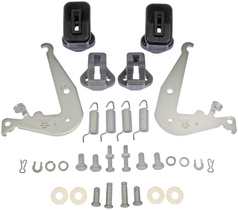 DORMAN OE SOLUTIONS - Parking Brake Bell Crank - DRE 924-752