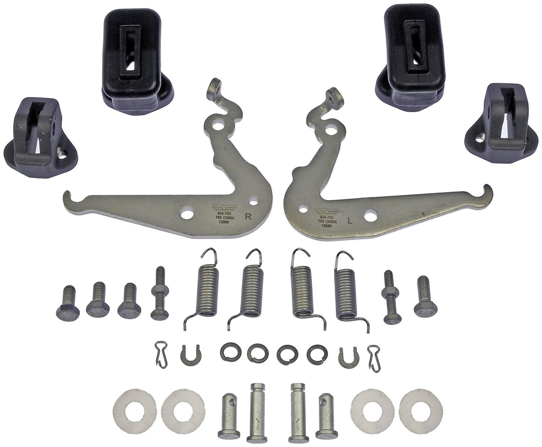 DORMAN OE SOLUTIONS - Parking Brake Bell Crank - DRE 924-753
