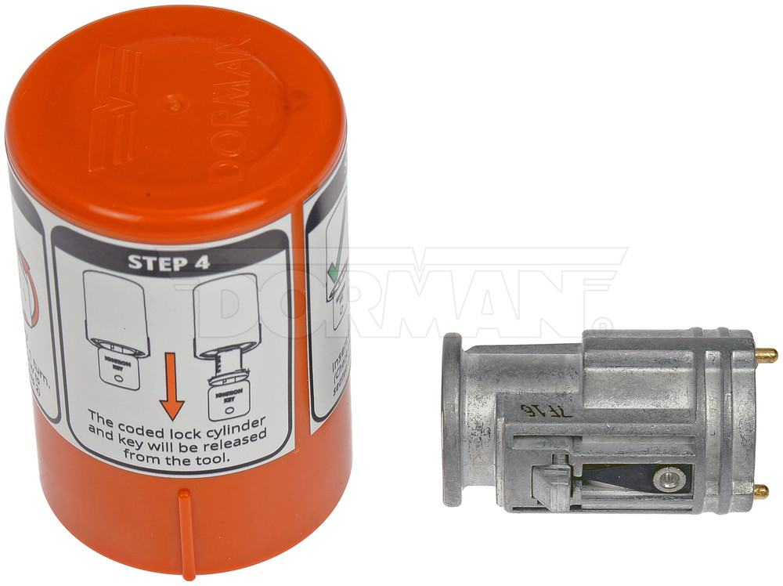 DORMAN OE SOLUTIONS - Ignition Lock Cylinder - DRE 924-793