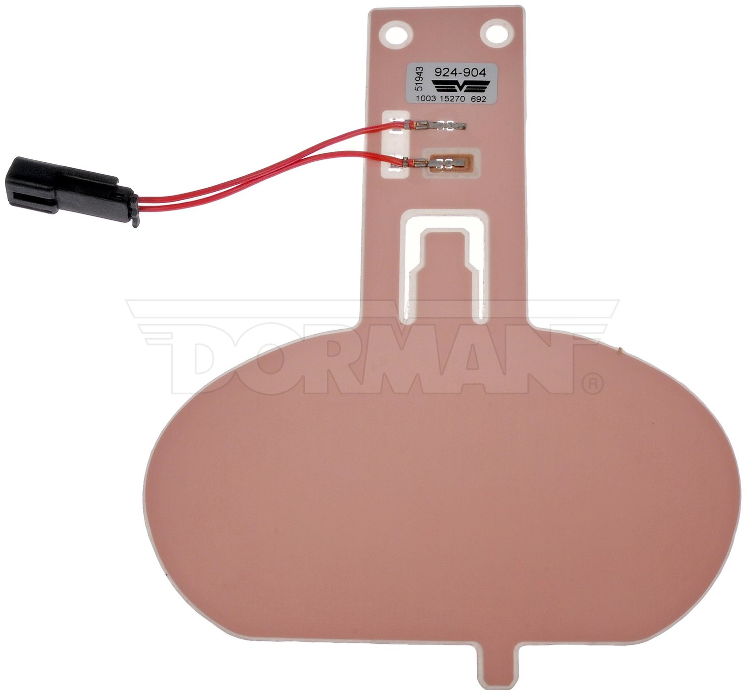 DORMAN OE SOLUTIONS - Horn Contact - DRE 924-904