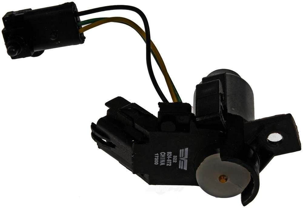 DORMAN OE SOLUTIONS - Shift Interlock Solenoid - DRE 924-972