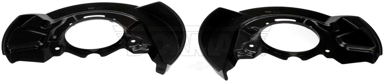 DORMAN OE SOLUTIONS - Brake Dust Shield - DRE 924-998
